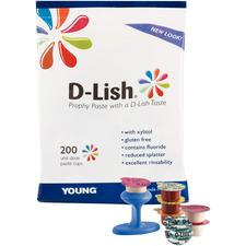 D-Lish® Prophy Paste, 200/Pkg