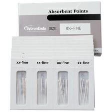 Absorbent Points – Auxiliary Size Cell Pack, 200/Box