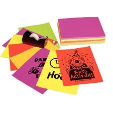Neon Bond Paper, 24 lb, Assorted Neon Colors, 250/Pkg