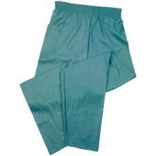 Barrier® Women's Elastic Waist Pants – Slate Green, 12/Pkg