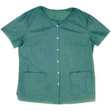 Barrier® Nurse's Blouses – Slate Green, 12/Pkg