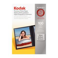Kodak Premium Photo Paper, Gloss 8.5 mil Thickness
