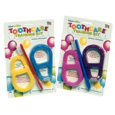 Toddler Toothcare Training Kit, 12/Pkg