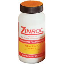 Zinroc Intermediate Filling Material and Cement, 100 g Powder