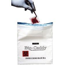 "Chairside Bio-Caddy Bag – 9"" x 10"" Single Pocket, 100 Bags/Box"
