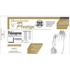 DermAssist™ Prestige Surgical Gloves, 25 Pkg