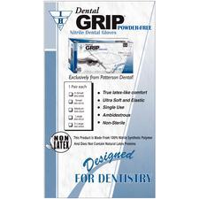 Dental Grip® Nitrile Glove, Sample