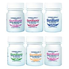 GumNumb™ Topical Anesthetic Gel with 20% Benzocaine – 1 oz Jar