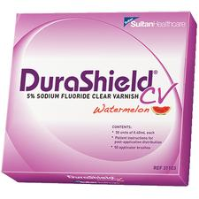 DuraShield® CV 5% Sodium Fluoride Clear Varnish