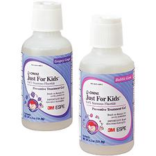 Just for Kids™ 0.4% Stannous Fluoride Gel, 4.3 oz Bottle