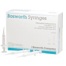 Disposable Plastic Impression Syringes, 5 ml