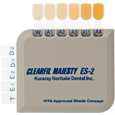 Clearfil Majesty™ ES-2 Shade Guide