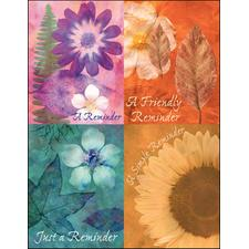 "4-Up Laser Postcard Assortment Packs, 4-1/4"" W x 5-1/2"" H, 100/Pkg"