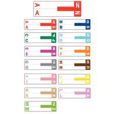 Smead® Alpha-Z™ Compatible Name Labels