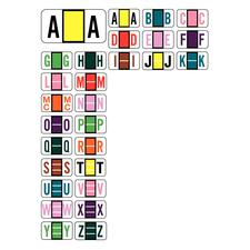 POS® 3300/3400 Compatible Alpha Labels