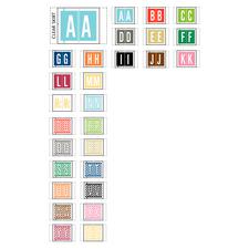 Col'R'Tab® 12000 Compatible Alpha Labels