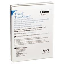 Triad® Transheet™ VLC Material – Translucent Premixed Sheet Material, 4 Sheets/Pkg