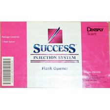 Success® Injection System – Single Flask Opener