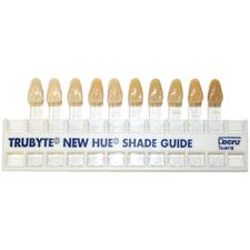 Trubyte® New Hue® Plastic Shade Guide