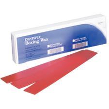 Dentsply® Boxing Wax – Red, 1 lb Box