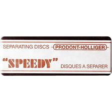 Speedy Separating Discs – 100/Pkg