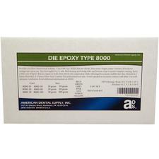 Die Epoxy Type 8000 System, Die Epoxy