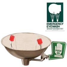 Wall Mounted Emergency Eyewash Station