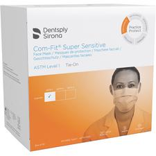 Com-Fit™ Super Sensitive Tie-On Masks – ASTM Level 1, 50/Pkg