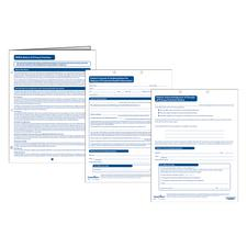 "ComplyRight™ HIPAA Forms, 8-1/2"" W x 11"" H"