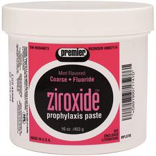 Ziroxide® Prophy Paste – 1 lb Jar with Fluoride, Mint