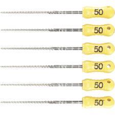 Union Broach® Onyx-R™ Files – NiTi, 25 mm, 6/Pkg