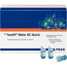 Ionofil® Molar AC Quick Glass Ionomer Capsule Refill, 48/Pkg