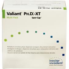 Valiant® PH. D.® XT Alliage – Sure Cap®, 2portions, 500/emballage