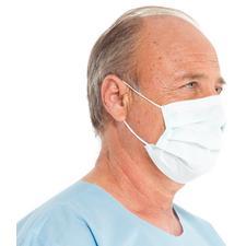 Masques Standard Procedure™ – bleu, 50/boîte