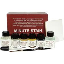 Minute Stain 3 Color Kit
