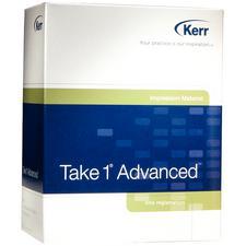 Matériau pour enregistrement d'occlusion à base de VPS Take 1® Advanced™, Recharge de cartouche