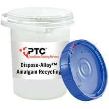 Dispose-Alloy™ Amalgam Recycling System