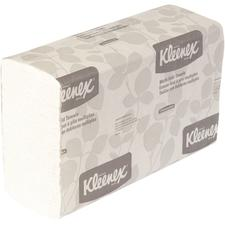"Kleenex® Multifold Hand Towels – # 189, White, 9.2"" x 9.4"", 150 Sheets/Pkg, 16 Pkg/Case"