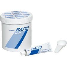Mastic Rapid™ – Matériau en silicone de type C, emballage souple standard, 940ml