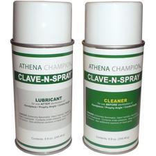Clave-N-Spray™ Cleaner and Lubricant Set