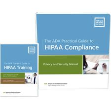 The ADA Complete HIPAA Compliance Kit