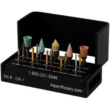 Alpen Cerec Drills Polishing Kit