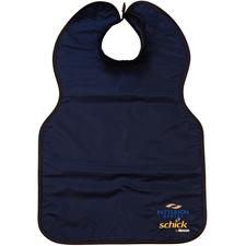 Patterson® Lead-Free Protective Apron – Adult with Collar, Embossed Patterson and Schick by Sirona Logo