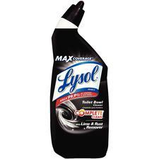 Lysol Disinfectant Power Toilet Bowl Cleaner, 24 oz