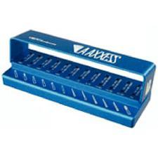 LA Axxess™ Diamond Burs Inst Clip – Empty, 1/Pkg