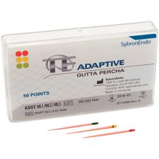 TF™ Adaptive Gutta Percha Points – 50/Pkg