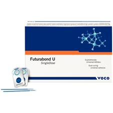 Futurabond U Single Dose Dual-Cure Universal Adhesive – Unit Doses