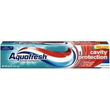 Aquafresh® Cavity Protect Toothpaste – 5.6 oz, 12/Pkg