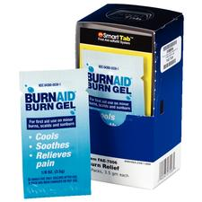 SmartCompliance™ Burn Relief Gel, 6/Pkg