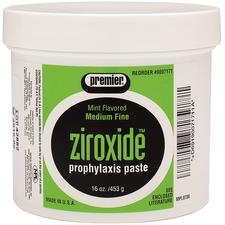 Ziroxide® Prophy Paste – 1 lb Jar without Fluoride, Mint